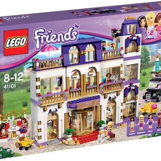 レゴ(Lego)のレゴ(LEGO)フレンズ ハートレイクホテル 41101(その他)