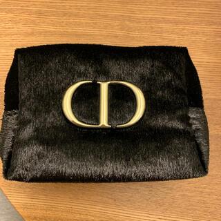 クリスチャンディオール(Christian Dior)のクリスマスコフレ2020 ポーチ(ポーチ)
