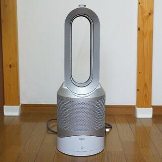 ダイソン(Dyson)の【新品同様】ダイソン 電気ファンヒーター HP03WS(電気ヒーター)