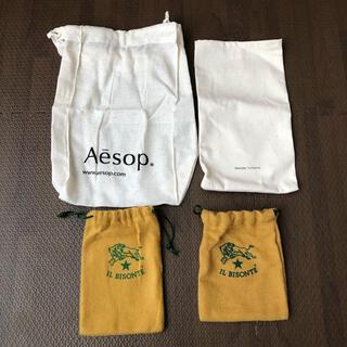エンダースキーマ(Hender Scheme)の各種ブランド 巾着(その他)