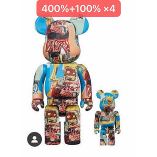 BE@RBRICK JEAN-MICHEL BASQUIAT #6 (その他)