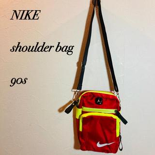 NIKE - 【激レア】NIKE jordan ショルダーバッグ ナイキ ジョーダン 90s