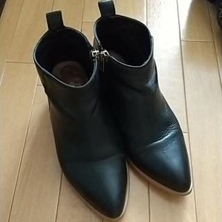 イエナスローブ(IENA SLOBE)のSLOBE IENA SUSI RUIZ ショートブーツ(ブーツ)