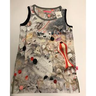 フフイユ オレボレブラ アルベロベロ ノースリーブ AC17(Tシャツ(半袖/袖なし))