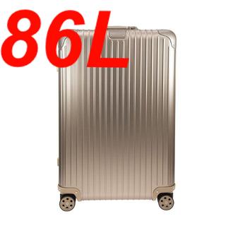 リモワ(RIMOWA)の22%off リモワ 92573034 チェックイン L 86Lスーツケース(旅行用品)