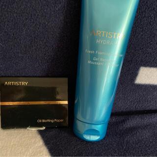 アムウェイ(Amway)のアーティストリー フォーミングクレンザー  洗顔(洗顔料)
