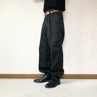 ジョンローレンスサリバン(JOHN LAWRENCE SULLIVAN)の1-tuck balloon pants(ワークパンツ/カーゴパンツ)