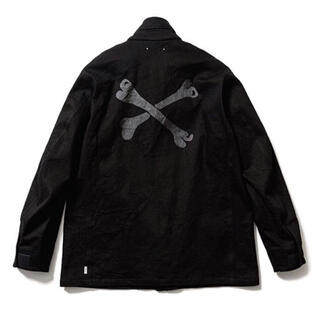 W)taps - WTAPS x MINEDENIM M-65 Field Jacket