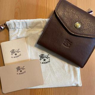イルビゾンテ(IL BISONTE)の折り財布(折り財布)