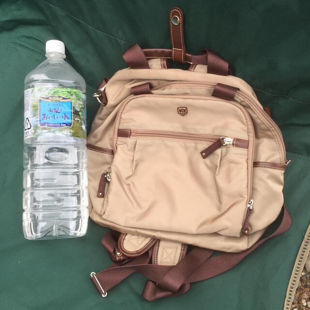 ACE GENE(エースジーン)のACEの3ウェイバック レディースのバッグ(ショルダーバッグ)の商品写真