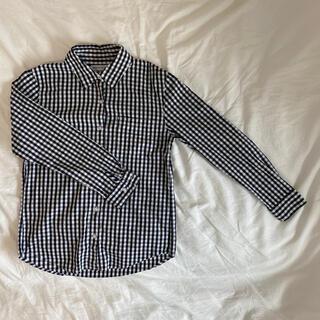 ウィゴー(WEGO)のギンガムチェック シャツ(シャツ/ブラウス(長袖/七分))