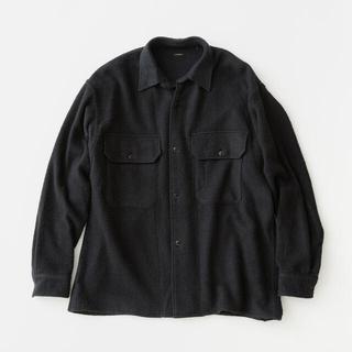 コモリ(COMOLI)のCOMOLI 20AW BIOTOP別注 CPOシャツジャケット サイズ2 新品(シャツ)