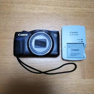 キヤノン(Canon)のCanon SX700HS デジカメ(コンパクトデジタルカメラ)