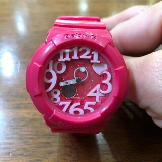 ベビージー(Baby-G)の激レア!Baby-G BGA-130-4BJF 国内正規 ネオンダイアル  (腕時計)