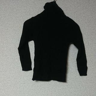 スタジオミニ(STUDIO MINI)の未使用! スタジオミニ コットンハイネック(Tシャツ/カットソー)