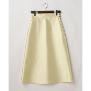 マルティニークルコント(martinique Le Conte)のstar777様 マルティニーク  シルクツイルAラインスカート(ロングスカート)