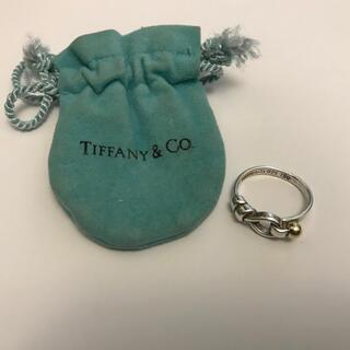 ティファニー(Tiffany & Co.)のティファニー ラブノット AC16(リング(指輪))