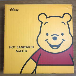 ディズニー(Disney)のホットサンドメーカー  (サンドメーカー)