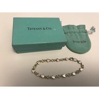 ティファニー(Tiffany & Co.)のティファニー パフハート   ブレスレット (ブレスレット/バングル)