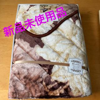 西川 - 新品 敷パッド フワフワ 京都西川
