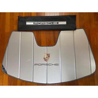 Porsche - USポルシェ純正 981ケイマン、ボクスター専用 サンシェード