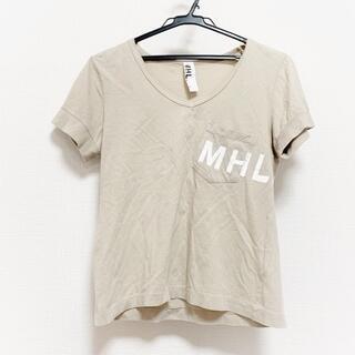 マーガレットハウエル(MARGARET HOWELL)のマーガレットハウエル 半袖Tシャツ 2 M(Tシャツ(半袖/袖なし))