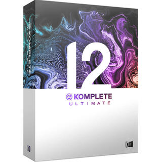 Native Instruments  KOMPLETE12 UPD【IDのみ】(ソフトウェア音源)
