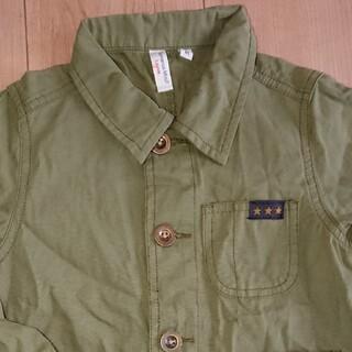 サマンサモスモス(SM2)のミリタリーシャツ samansa Mos2(ジャケット/上着)