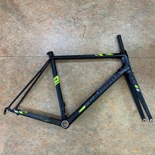カレラ CARRERA SL950カーボンロードフレーム Lサイズ180cm以上(自転車本体)