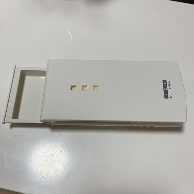 ミニ加湿器 スマホ/家電/カメラの生活家電(加湿器/除湿機)の商品写真