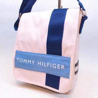 トミーヒルフィガー(TOMMY HILFIGER)のTOMMY トミーヒルフィガー ショルダーバッグ 美品(ショルダーバッグ)