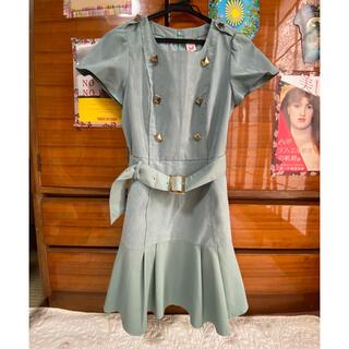 ロキエ(Lochie)のvintage dress(ミニワンピース)