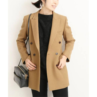 IENA - VERMAIL par iena マリンセーラーダブルブレストジャケット