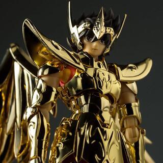 バンダイ(BANDAI)の送料無料・聖闘士聖衣神話EX サジタリアス星矢 GOLD24(アニメ/ゲーム)