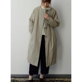 エヴァムエヴァ(evam eva)のevam eva padding dolman long coat コート(ロングコート)