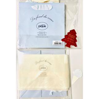 ジェラートピケ(gelato pique)のジェラートピケ ショッパー&巾着 2セット(ショップ袋)