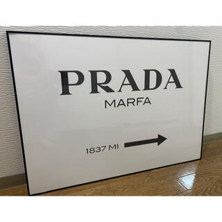 プラダ(PRADA)のプラダ A1ポスター『送料無料』(ポスター)