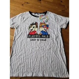 チップアンドデール(チップ&デール)のチップとデールのTシャツ(Tシャツ(半袖/袖なし))