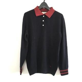 メゾンキツネ(MAISON KITSUNE')のメゾンキツネ 長袖セーター サイズM(ニット/セーター)