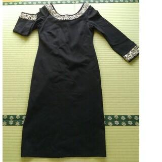 ローラアシュレイ(LAURA ASHLEY)のワンピース ドレス新品♪(ひざ丈ワンピース)