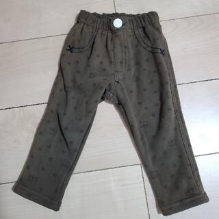 リー(Lee)の冬物セール Lee 裏起毛 ドット パンツ 80(パンツ)