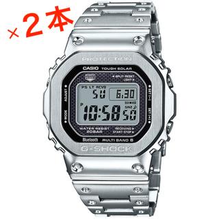 ジーショック(G-SHOCK)の【翌日発送】G-SHOCK GMW-B5000D-1JF ×2本(腕時計(デジタル))