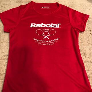 バボラ(Babolat)のバボラ   Tシャツ(ウェア)