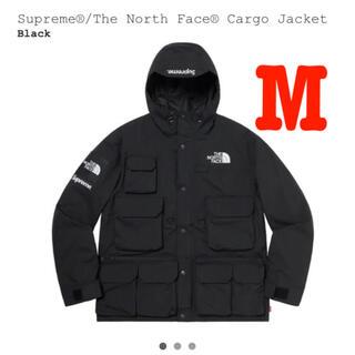 シュプリーム(Supreme)のSupreme North Face Cargo Jacket Black(マウンテンパーカー)