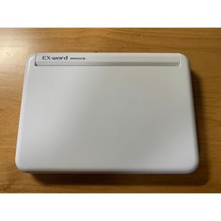 カシオ(CASIO)のEX-word DATAPLUS 10 XD-G9800 電子辞書(その他)
