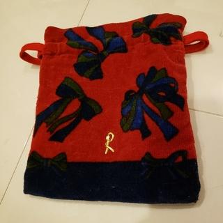 ロベルタディカメリーノ(ROBERTA DI CAMERINO)のROBERTA 巾着(ポーチ)