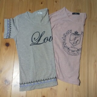 ニコル(NICOLE)のNICOLE(Tシャツ(半袖/袖なし))
