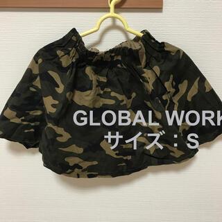 グローバルワーク(GLOBAL WORK)のGLOBAL WORK  迷彩スカート(スカート)