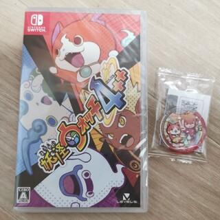 「妖怪ウォッチ4++(ぷらぷら) Switch」(家庭用ゲームソフト)