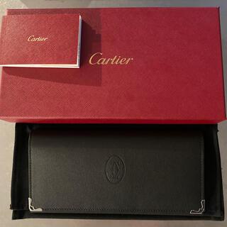 カルティエ(Cartier)のカルティエ Cartier 財布(長財布)